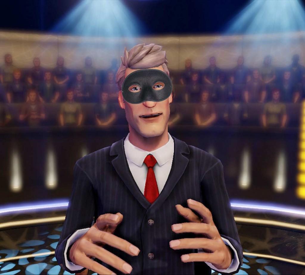 Le candidat Masqué, un fou de Jeux Tv, il les a presque tous fait