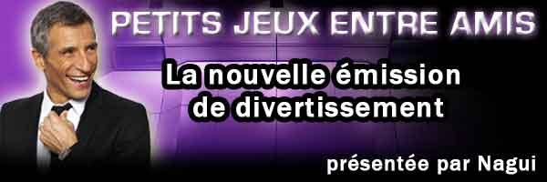 Illustration www.emissions-tv.com du Jeu 'Petit Jeu entre Amis'