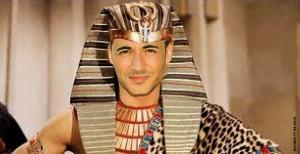 Olivier Minne, Nouvel animateur de Pyramide