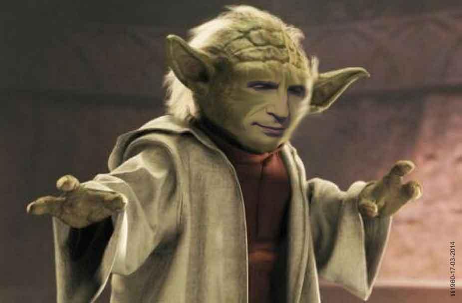 Nagui Maitre Yoda