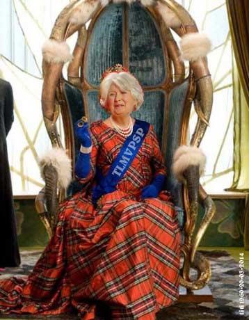 La reine Bonne Maman Danièle Tlmvpsp