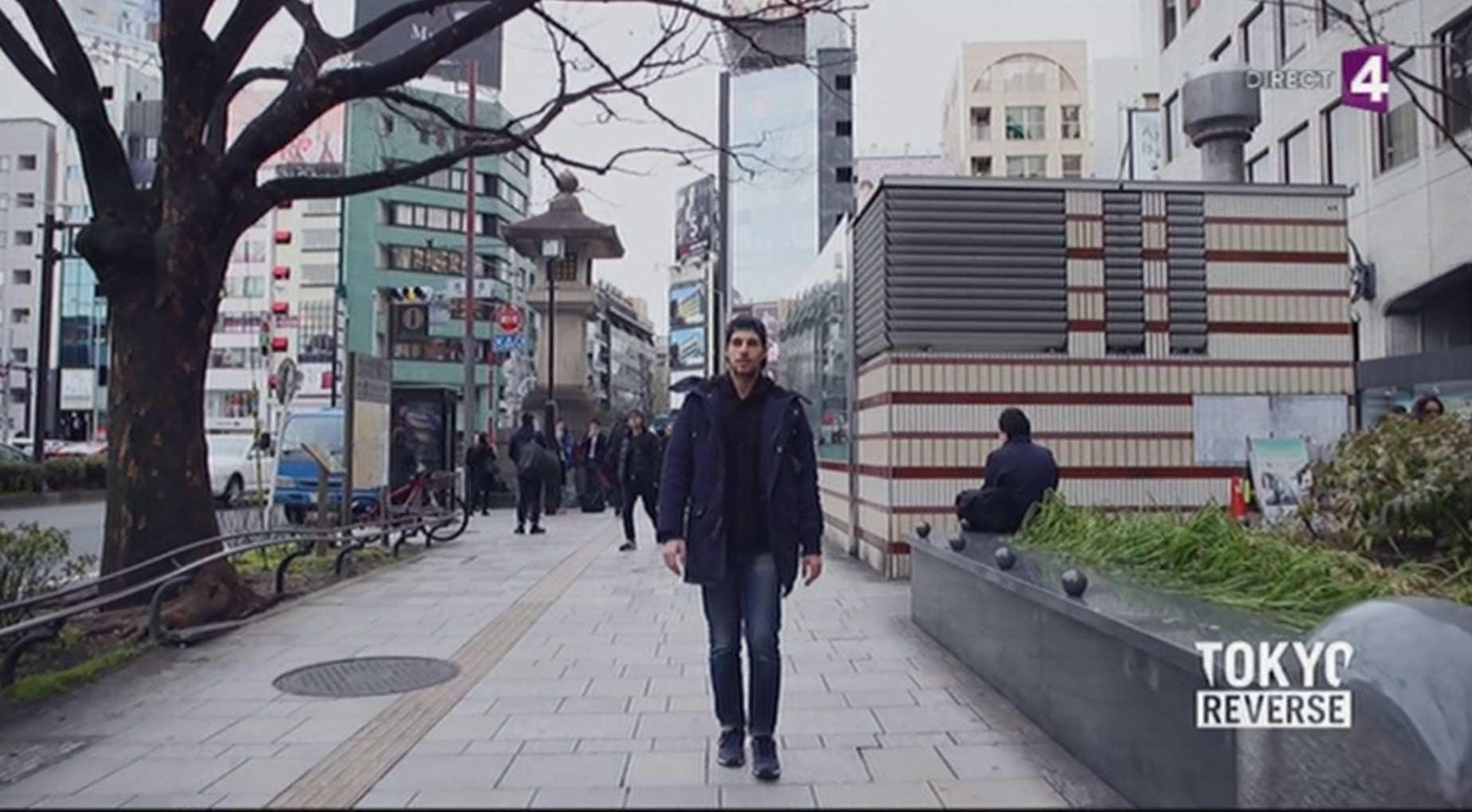 Tokyo reverse sur France 4