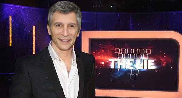 Nagui achète les droits de 'The Lie'