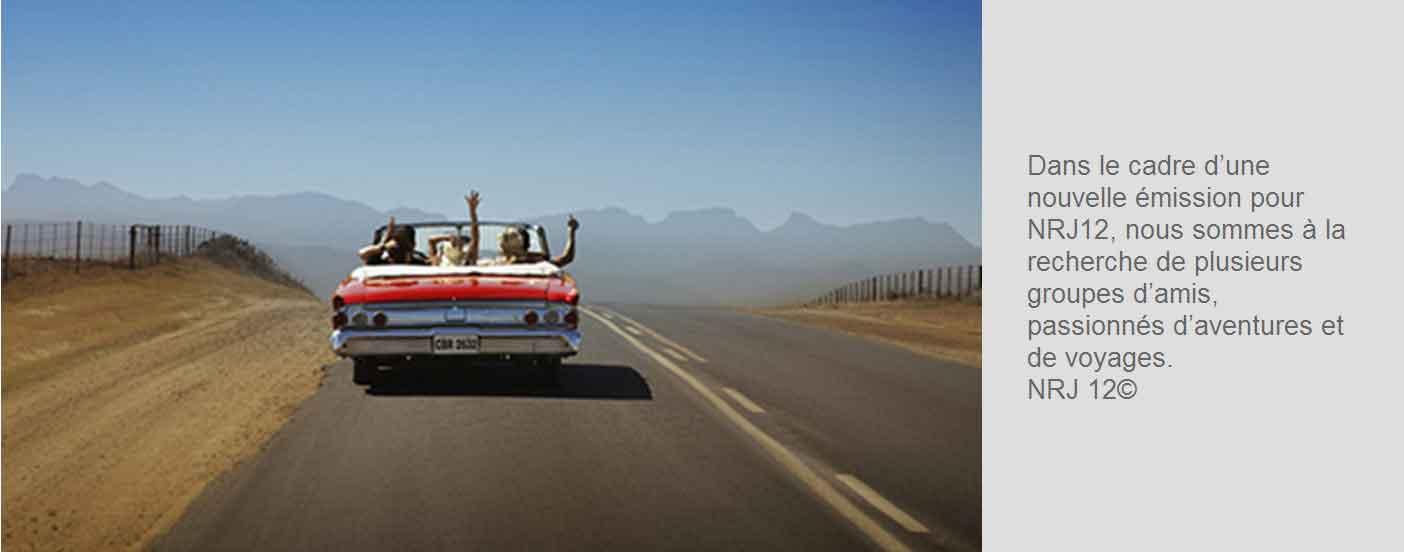 CASTING - ROAD TRIP ENTRE AMIS AU SOLEIL CASTING - ROAD TRIP ENTRE AMIS AU SOLEIL CASTING - ROAD TRIP ENTRE AMIS AU SOLEIL