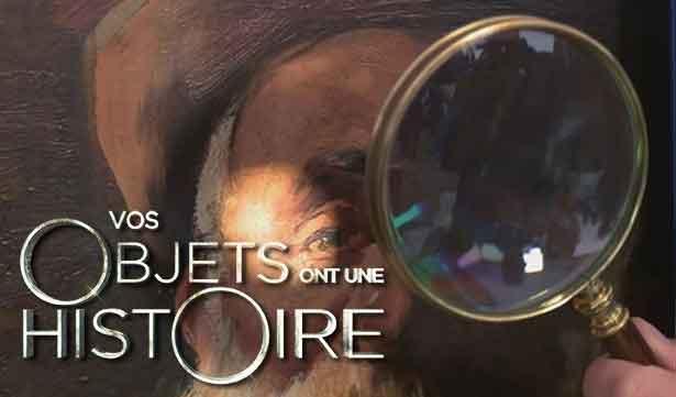 """""""Vos objets ont une Histoire"""" avec Charlotte de Turckheim et ses commissaires-priseurs"""