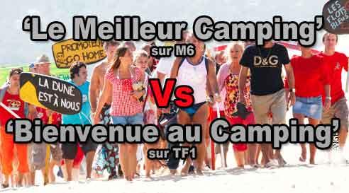 Le meilleur Camping Vs Bienvenue au Camping