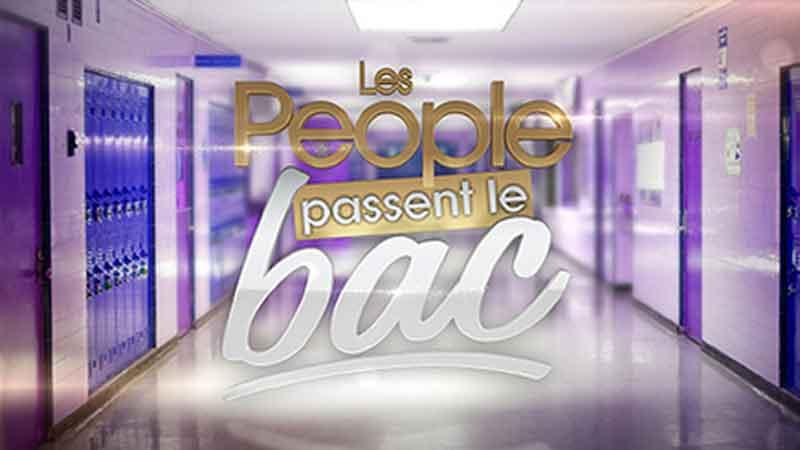 Les People passent le Bac  Présentée par Manu Levy