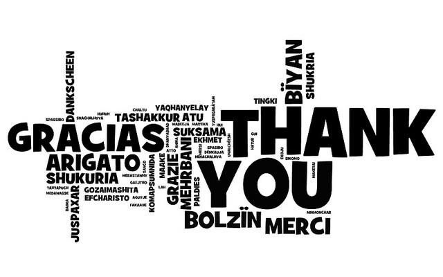 Merci à tous ...