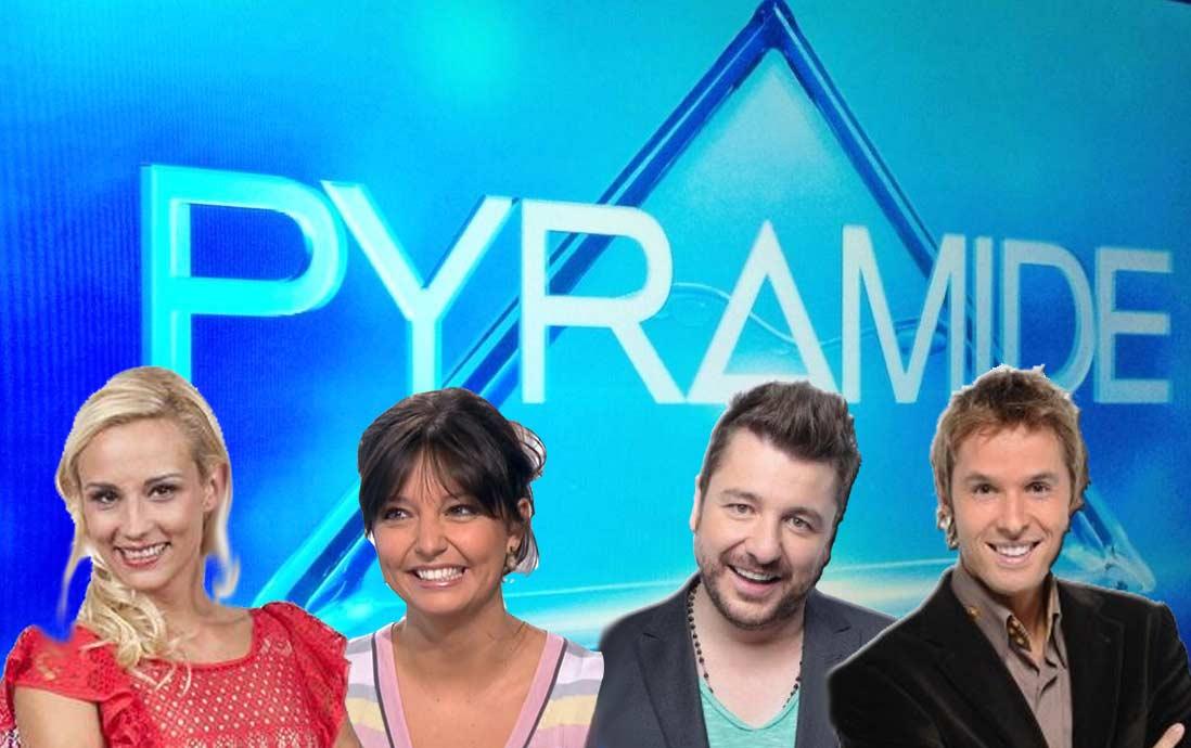 Les Maîtres des mots de 'Pyramide'