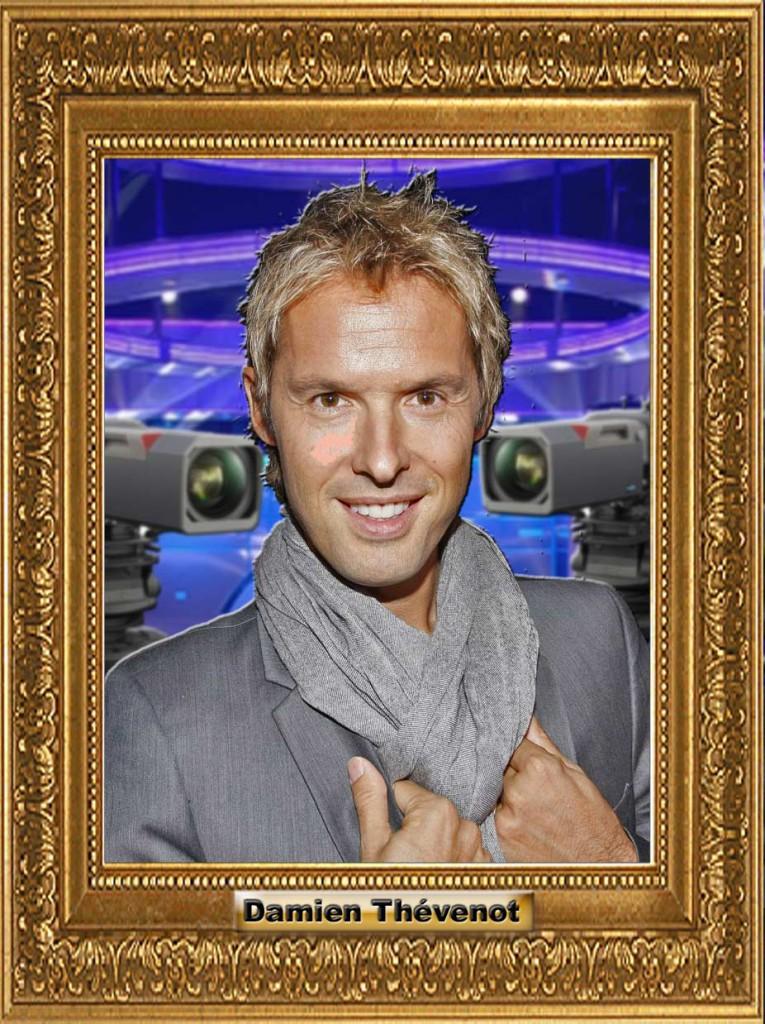 Damien Thévenot né le 22 décembre 1972 à Chaumont (Haute-Marne)
