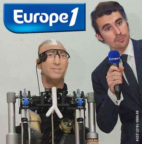 Le grand Direct des Médias sur Europe 1