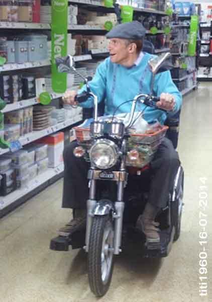 Nagui avoue être un Biker !