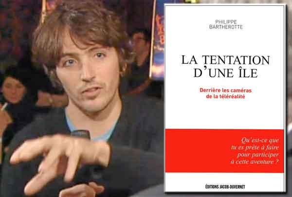 Philippe Bartherotte a écrit 'La tentation d'une île'