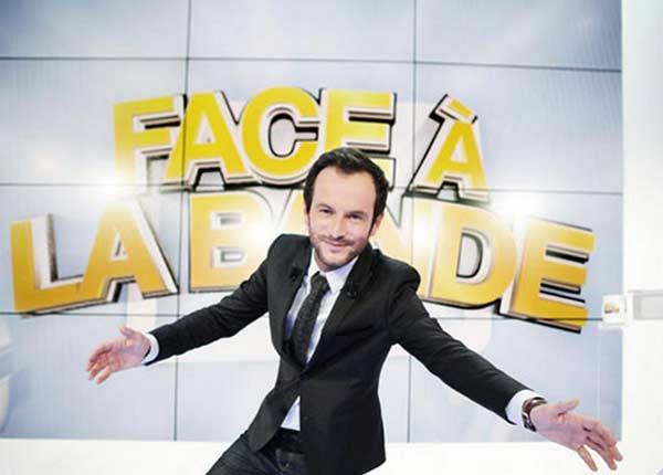 'Face a la bande' de Jérémy Michalak