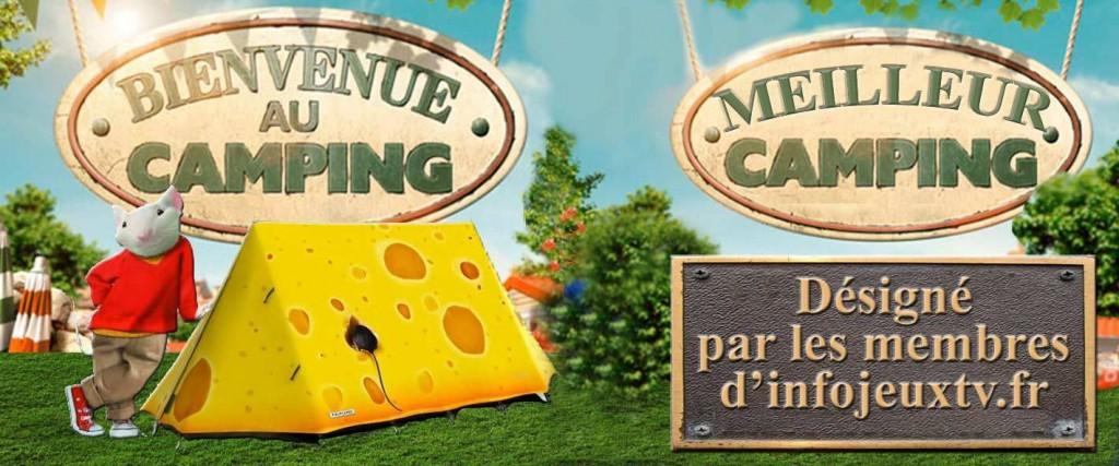 Les membres d'Infojeuxtv votent pour leur camping préféré