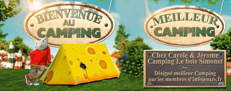 Le Camping préfére des Membres d'Inofjeuxtv