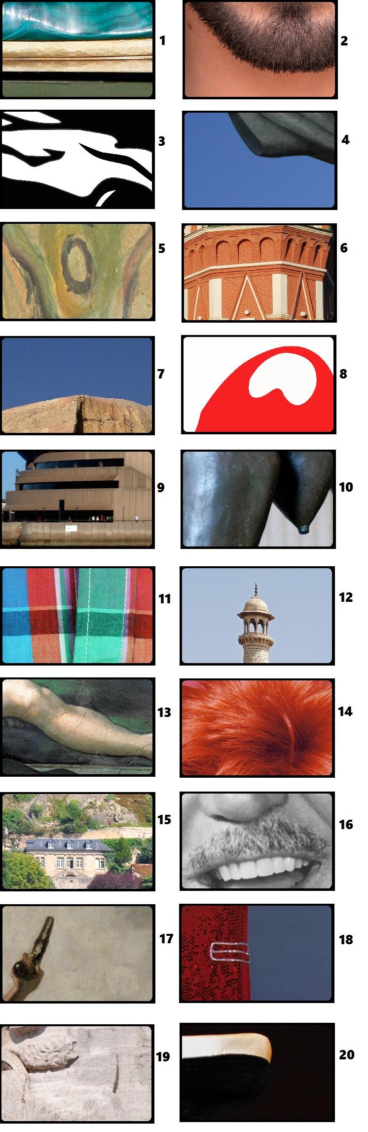ensemble images mysteres