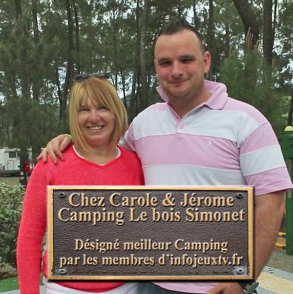 © TF1 / Coyote Carole et Jérôme