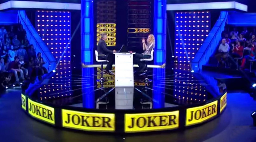 Joker le jeu produit par Hervé Hubert
