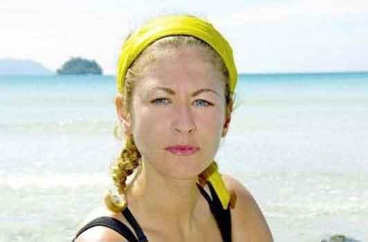 Maud dans Koh Lanta