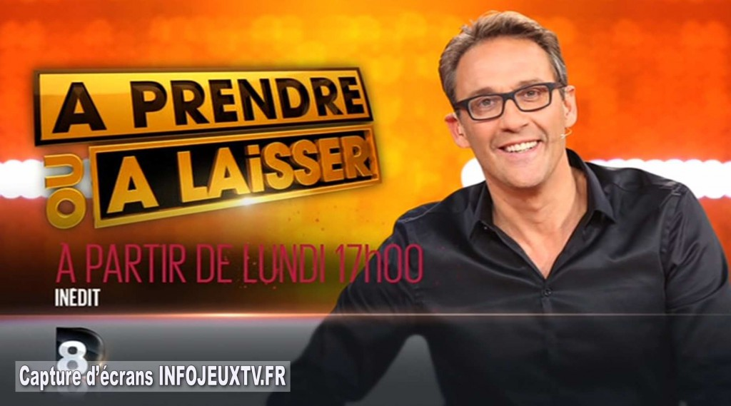 Avant sont retour Lundi en journalière 'A rendre ou a laisser' avec Julien Courbet