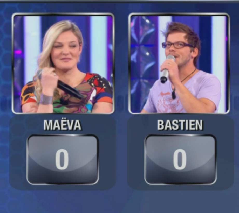 Bastien reste Maestro avec zéro point en finale