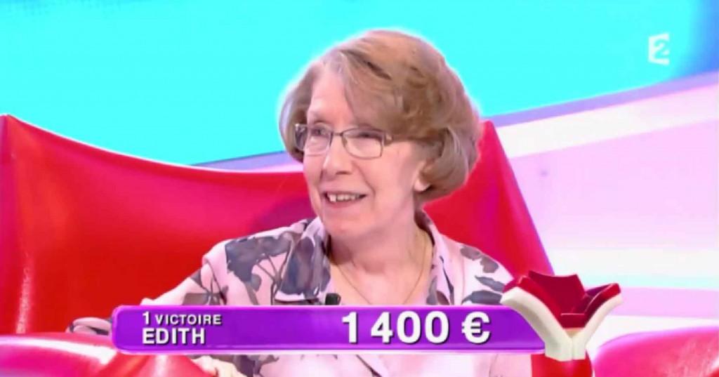 Edith nouvelle championne dans 'Tout le monde veut prendre sa place'