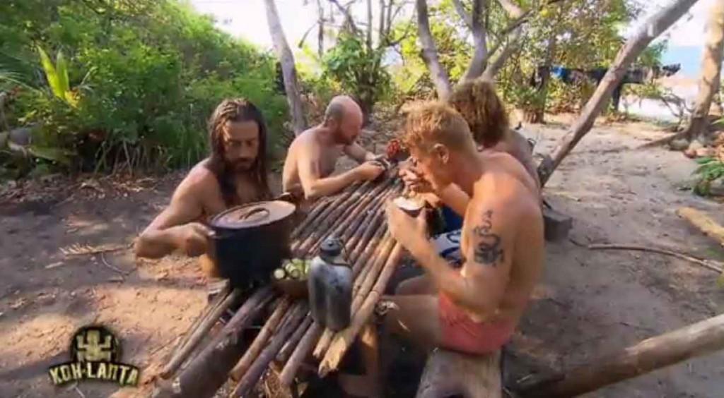 Koh lanta (Capture d'écran TF1)