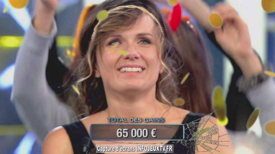 Charlotte la maestro en passe de battre les records de gains