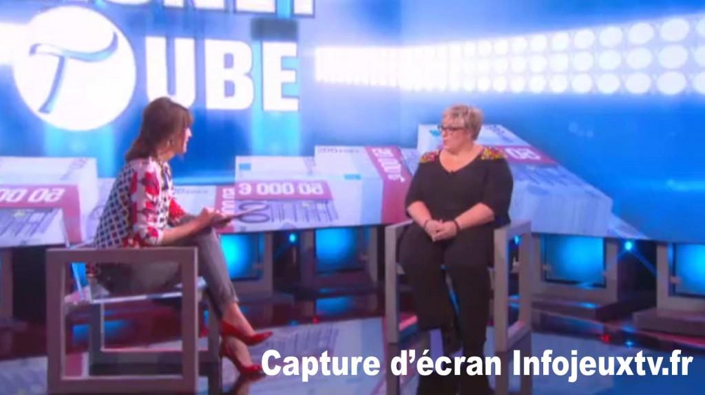Le Tube Daphné Bruki & Laurence Boccolini