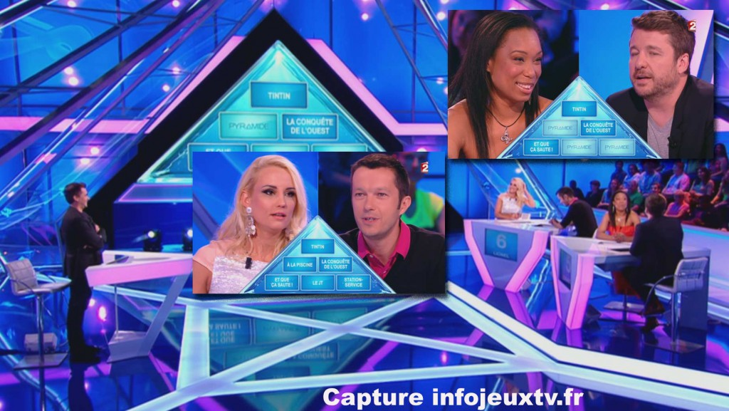 Le retour de Pyramide en quotidienne sur France 2