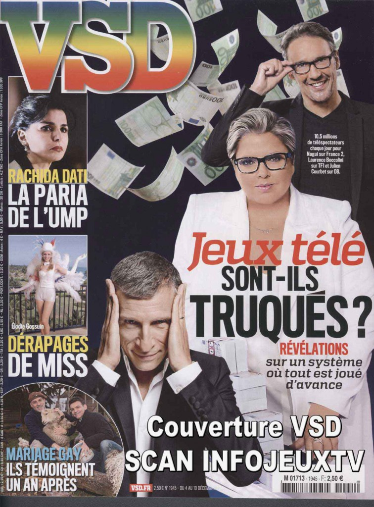 Scan  de la Couverture VSD