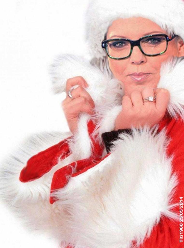 Laurence Boccolini la mère Noël de l'access pour Tf1