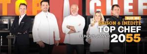 Top Chef saison 6 sur M6
