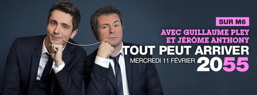 Guillaume Pley et Jérôme Anthony