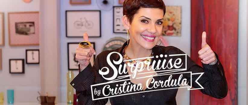 Surpriiise by Cristina Cordula