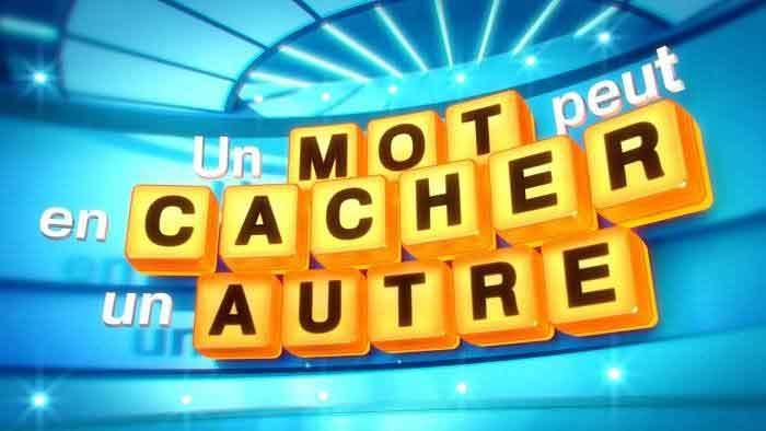 Un mot peut en cacher un autre en journalière sur France 2
