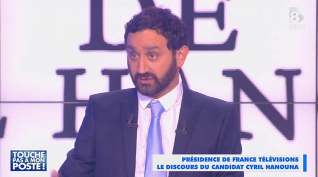 Cyril Hanouna : Le Discours