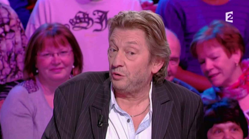 Une forte resemblance avec Serge Gainsbourg