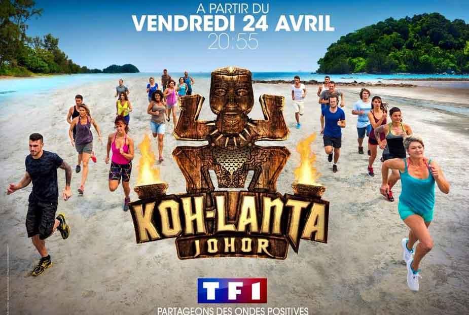 Annonce TF1 du retour de Koh Lanta