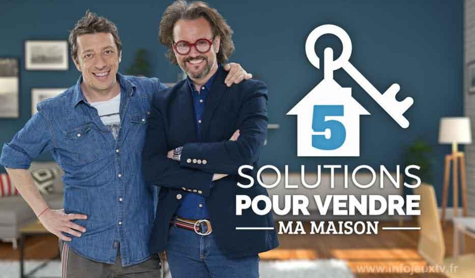 Emission de TF1 'Solution pour vendre ma maison' (image : TF1)
