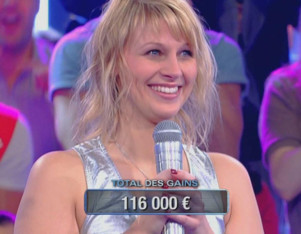 Lucile 116 000€ et 17 victoires