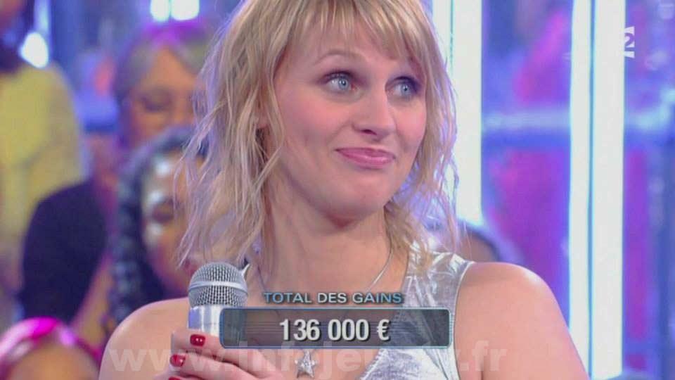 19ème victoire de Lucile Mercredi 15 Avril 136 000€ de Gain