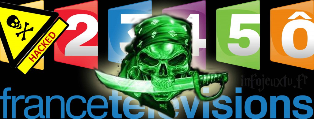 France TV piraté