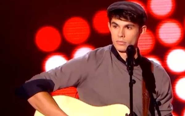 Lilian le gagnant de 'The Voice' 2015