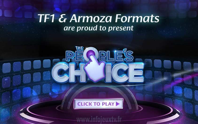 L'application de 'The People's Choice'
