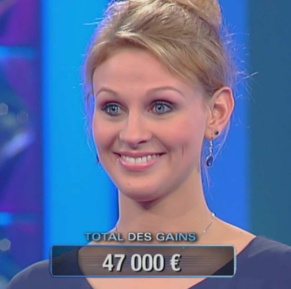Lucile déja 47 000€ en 5 participations
