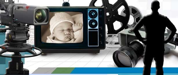 Votre bébé à la Tv