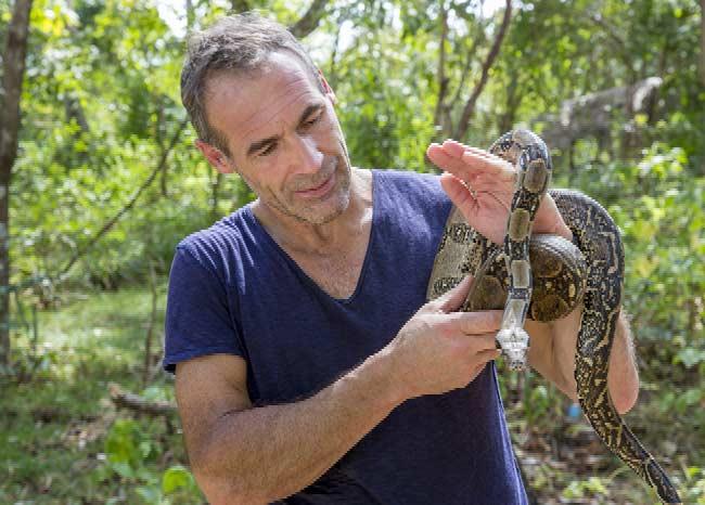 Mike Horn, aventurier de l'extrême (Photo M6)