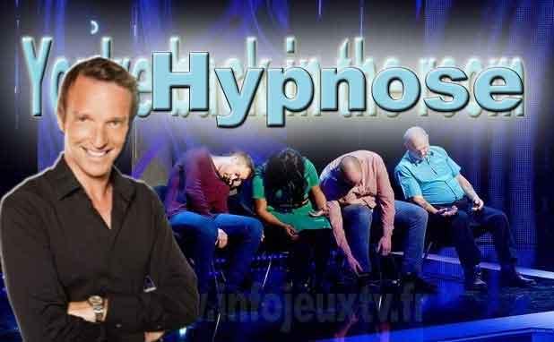 Stéphane Rotenberg présentera le nouveau jeu Hypnose sur w9